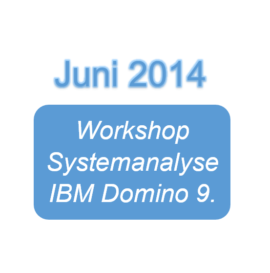 Workshop Systemanalyse IBM Domino 9.