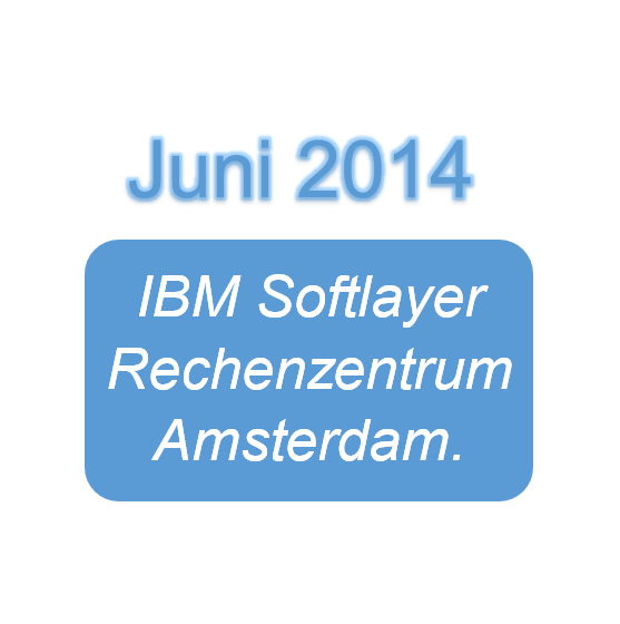 IBM Softlayer Rechenzentrum Amsterdam.