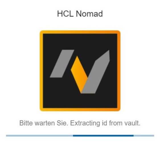 HCL Nomad Web Version 12